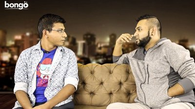 Osthir Interview of Shamim - Interview With Choto Azad