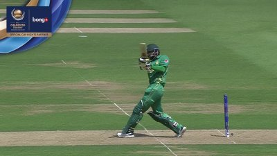 Hafeez 2nd Six - SunChips In-match - IND vs PAK - CT17 - Final