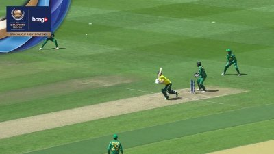De Villiers Wicket - PAK vs SA - CT17 - Match 7