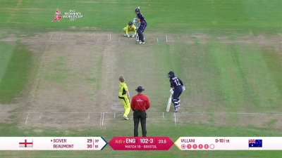 Match Highlights - Ispahani Highlights - ENG vs AUS - WWC17 - Match 19