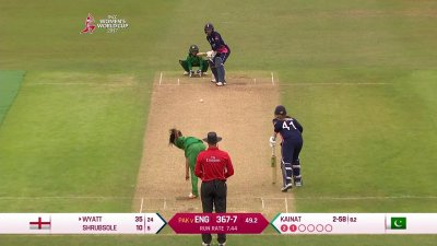 Match Highlights - Ispahani Highlights - ENG vs PAK - WWC17 - Match 5