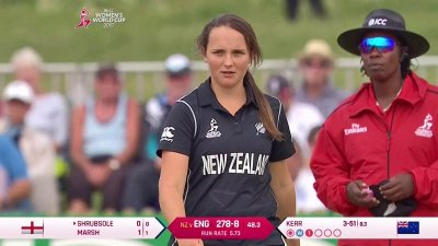 Match Highlights - Ispahani Highlights - ENG vs NZ - WWC17 - Match 24