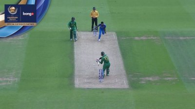 Wasim 1st Four - SunChips In-match - IND vs PAK - CT17 - Final