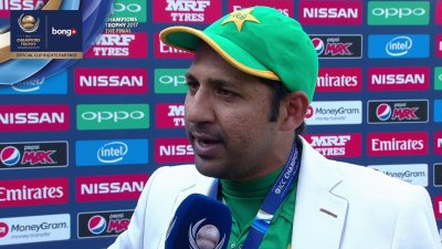 Sarfaraz Flash Interview - Oscar Specials - IND vs PAK - CT17 - Final