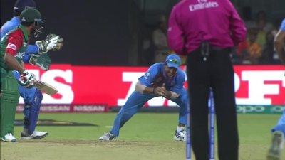 Shakib Wicket - IND vs BAN