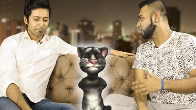 Meet The Bengali Talking Tom - Interview With Choto Azad