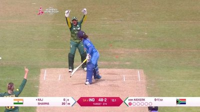 Match Highlights - Ispahani Highlights - IND vs SA - WWC17 - Match 18
