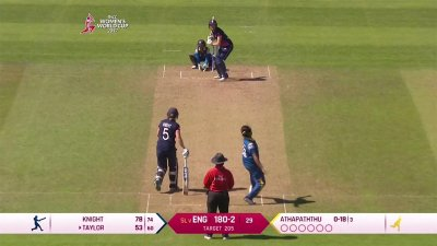 Match Highlights - Ispahani Highlights - ENG vs SL - WWC17 - Match 9