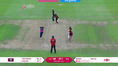 Match Highlights - Ispahani Highlights - ENG vs WI - WWC17 - Match 26