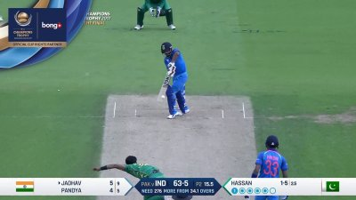 Jadhav 2nd Four - SunChips In-match - IND vs PAK - CT17 - Final