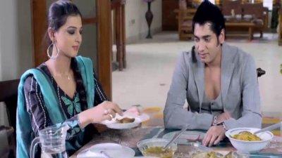 Borsha Takes Care Of Ananta Jalil - Nisshartho Bhalobasha