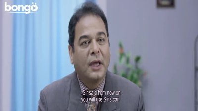 Ananta Gets Angry On Borsha - Nisshartho Bhalobasha