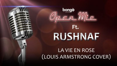 Rushnaf - La Vie En Rose (Louis Armstrong cover)