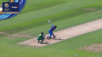 Pandya 5th Six - SunChips In-match - IND vs PAK - CT17 - Final