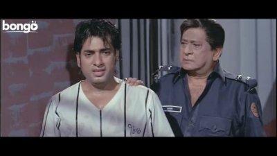 Ananta in jail - Hridoy Bhanga Dheu