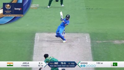 Pandya 2nd Four - SunChips In-match - IND vs PAK - CT17 - Final