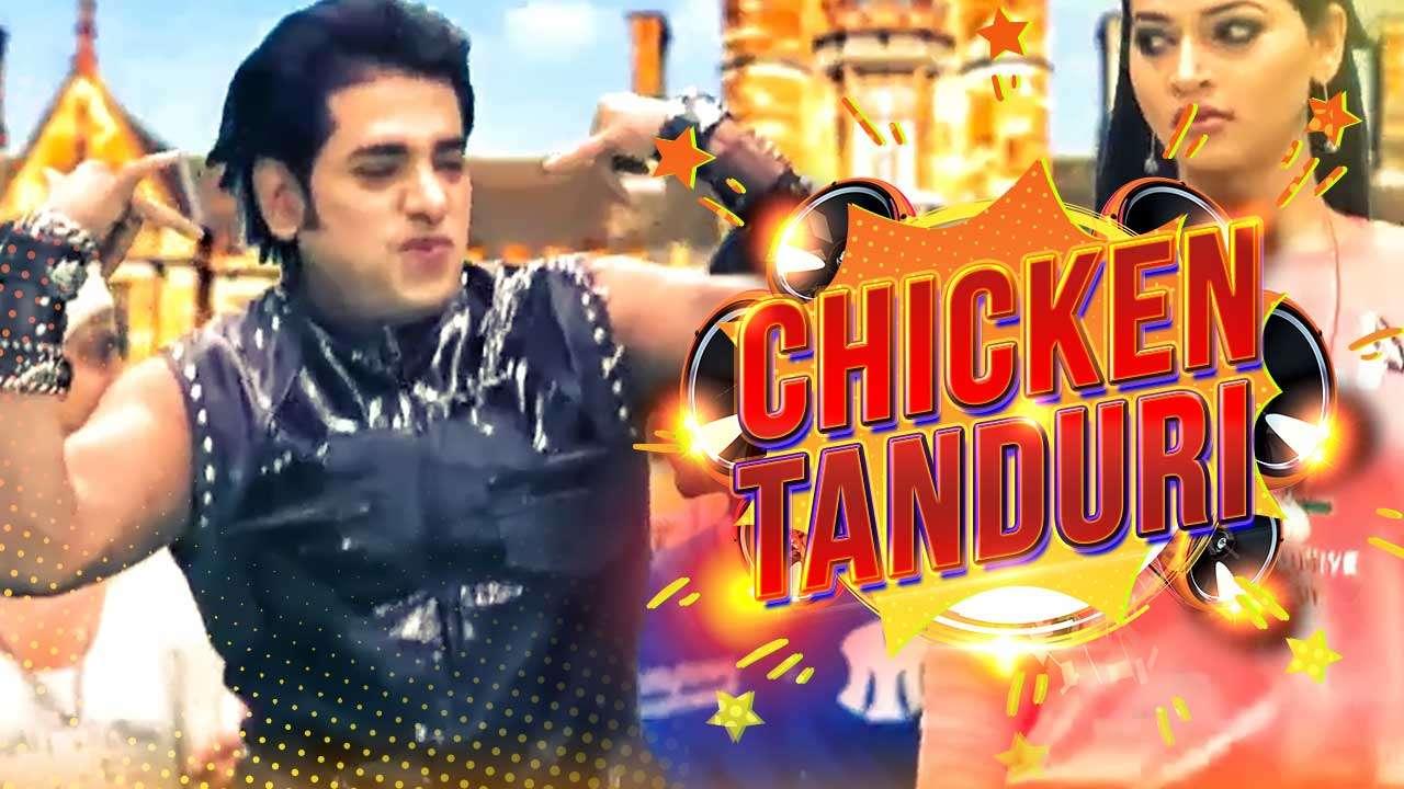 Chicken Tanduri