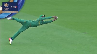 Shadab Good Fielding - SunChips In-match - IND vs PAK - CT17 - Final