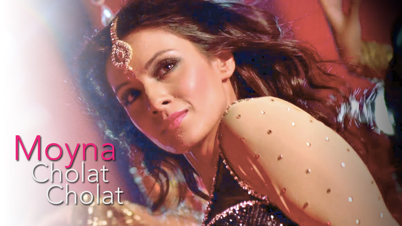 Moyna Cholat Cholat- Black Item Song