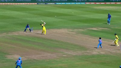 Match Highlights - Ispahani Highlights - AUS vs IND - WWC17 - Match 23