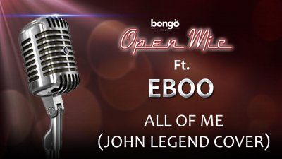 EBoo - All of Me (John Legend cover)